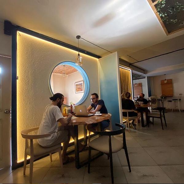 Café Cultured Delhi